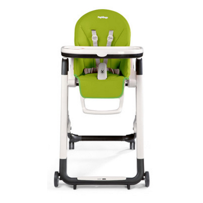 Peg Perego帕利高Siesta儿童餐椅折叠便携婴儿餐椅可调节宝宝餐椅