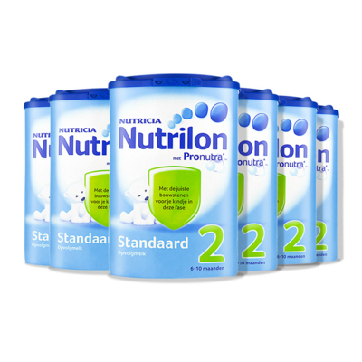 Nutrilon 荷兰牛栏 婴儿奶粉 2段 6-10个月 850g