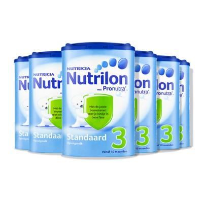 Nutrilon 荷兰牛栏 婴儿奶粉 3段 10-12个月 800g