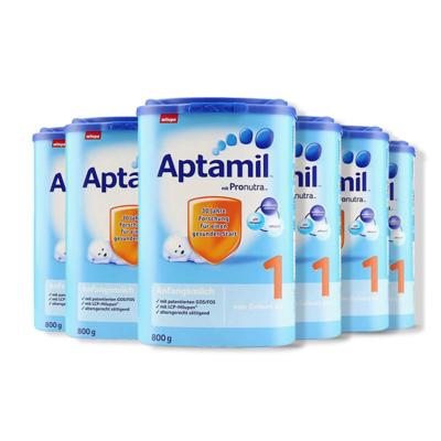 Aptamil 德国爱他美 婴儿奶粉 1段 0-6月 800g