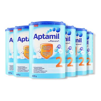 Aptamil 德国爱他美 婴儿奶粉2段 6-12月 800g